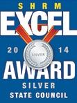 2014 EXCEL Silver Award Logo cropped