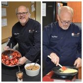Chef Paul Collage